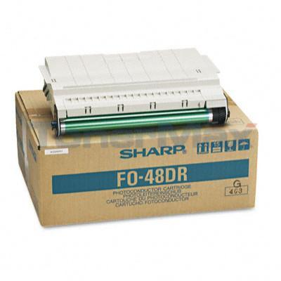 SHARP FO4800 LASER DRUM BLACK